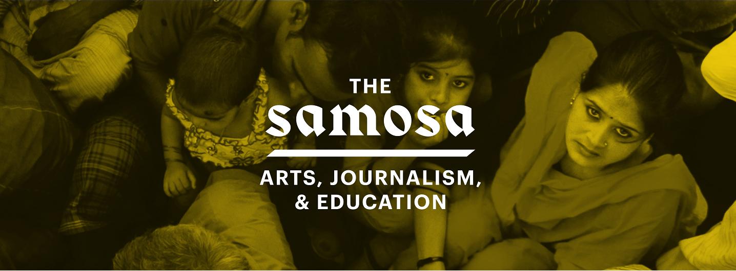 the samosa